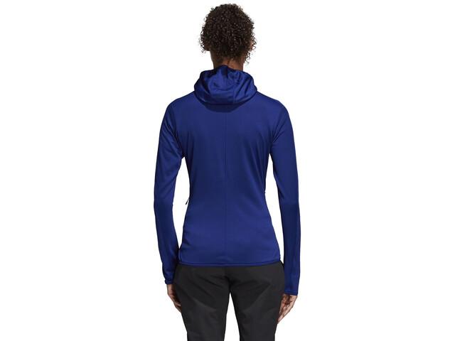 ee41fd43cd6 adidas TERREX TraceRocker - Chaqueta Running Mujer - azul